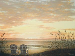 Sunset Chairs by Bruce Nawrocke