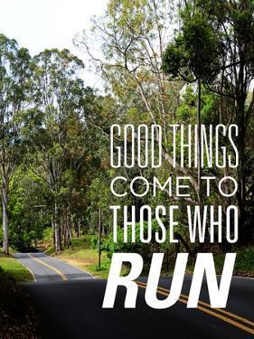 Those Who Run by Bruce Nawrocke