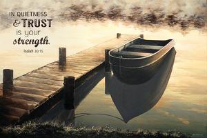 Trust (Quiet Morning) by Bruce Nawrocke