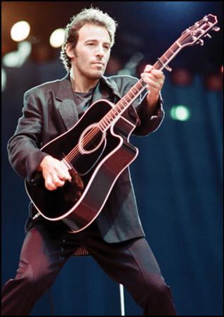 Bruce Springsteen- Wembley Stadium, London 1988