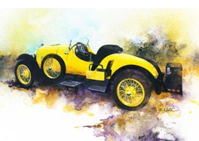 '23 Kissed Speedster by Bruce White
