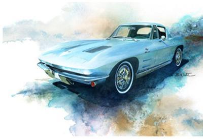'63 Corvette by Bruce White