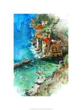 Conca dei Marini - Amalfi Coast by Bruce White