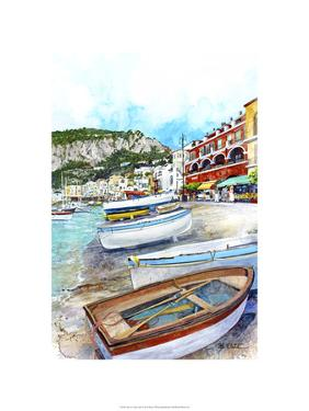 Isle of Capri, Italy by Bruce White