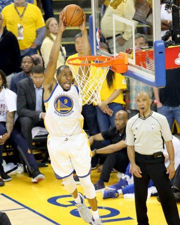 2017 NBA Finals - Game Five: Andre Iguodala by Bruce Yeung
