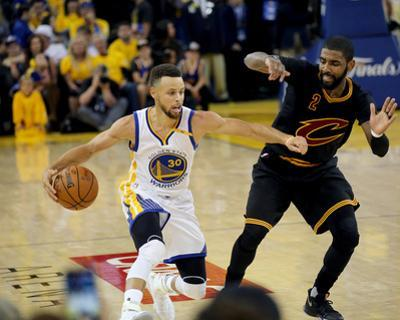 2017 NBA Finals - Game Five: Stephen Curry by Bruce Yeung
