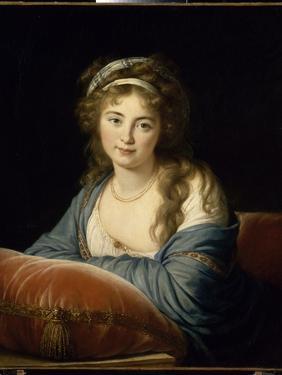 La comtesse Catherine Vassilievna Skavronskaia (1761-1829) by Brun Elisabeth Louise Vigée-Le