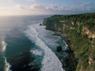 Coast, Island of Bali, Indonesia, Southeast Asia by Bruno Barbier