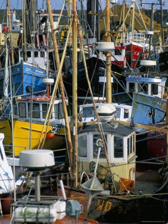 Fishing Port, Kilmore Quay, County Wexford, Leinster, Eire (Ireland) by Bruno Barbier