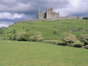 Rock of Cashel, Cashel, County Tipperary, Munster, Eire (Ireland) by Bruno Barbier