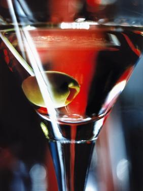 Dry Martini by Bruno Ehrs