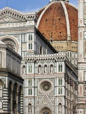 Il Duomo of Santa Maria del Fiore cathedral by Bruno Ehrs