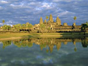 Angkor Wat, Cambodia by Bruno Morandi