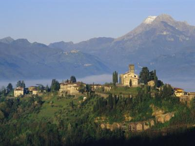 Barga, Tuscany, Italy, Europe