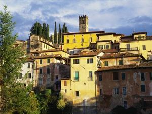 Barga, Tuscany, Italy by Bruno Morandi
