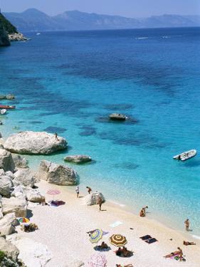 Cala Goloritze, Cala Gonone, Golfe Di Orosei (Orosei Gulf), Island of Sardinia, Italy by Bruno Morandi