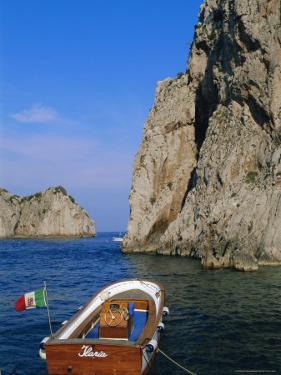 Capri, Campania, Italy by Bruno Morandi