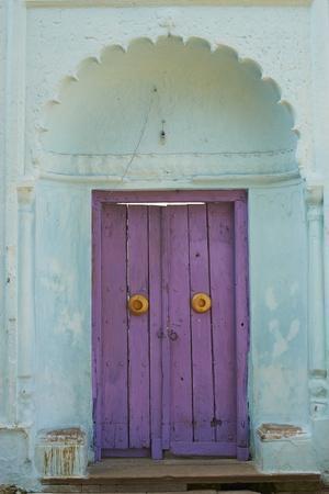 Door, Murshidabad, Former Capital of Bengal, West Bengal, India, Asia