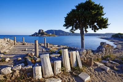 Kos, Kefalos Bay, Agios Stefanos Church Ruins