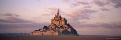 Mont Saint Michel (Mont St.-Michel), Manche, Normandie (Normandy), France