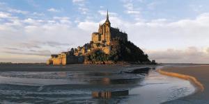 Mont Saint-Michel by Bruno Morandi