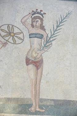 Mosaic of Girls in Bikinis by Bruno Morandi