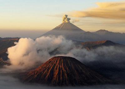 Mount Bromo Volcano, Java, Indonesia