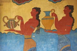 Mural Paintings by Bruno Morandi