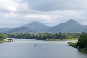 Perfume River, Hue, Vietnam, Indochina, Southeast Asia, Asia by Bruno Morandi