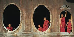Province de Shan by Bruno Morandi