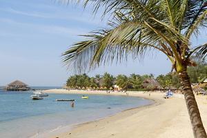 Saly Beach on the Petite Cote (Small Coast), Senegal, West Africa, Africa by Bruno Morandi