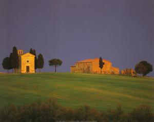 Tuscany by Bruno Morandi