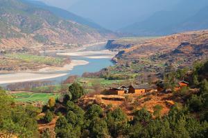 Yangtze River, Yunnan, China, Asia by Bruno Morandi