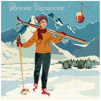 Bonnes Vacances by Bruno Pozzo
