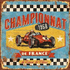 Championnat 1958 by Bruno Pozzo