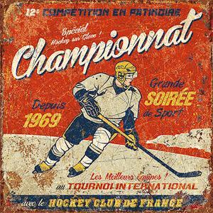Championnat 1969 by Bruno Pozzo