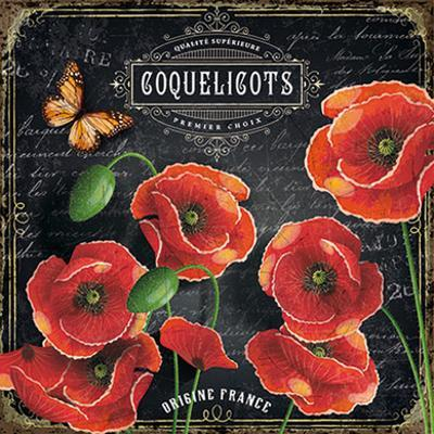 Coquelicots France by Bruno Pozzo