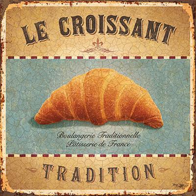 Croissant by Bruno Pozzo