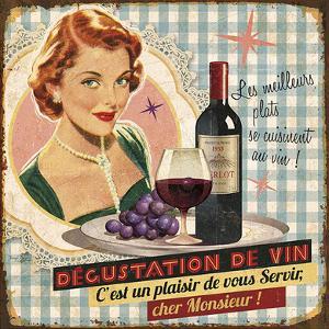 Dégustation de vin by Bruno Pozzo