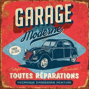 Garage moderne by Bruno Pozzo