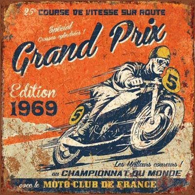 Grand Prix 1969 by Bruno Pozzo