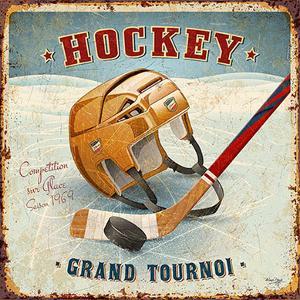 Hockey by Bruno Pozzo