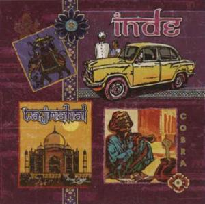 Inde by Bruno Pozzo