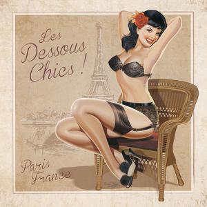 Les Dessous Chics by Bruno Pozzo