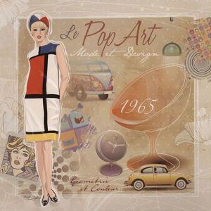 Mode Pop Art by Bruno Pozzo