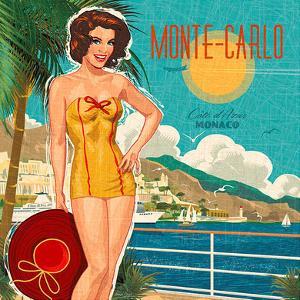 Monté-carlo by Bruno Pozzo