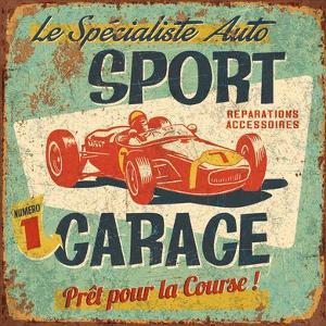 Sport Garage by Bruno Pozzo
