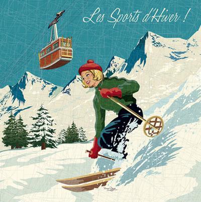 Sports D'Hiver by Bruno Pozzo