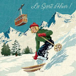 Sports D'Hiver by Bruno Pozzo
