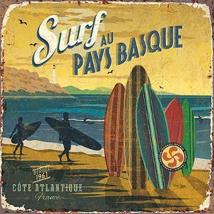 Surf Pays Basque by Bruno Pozzo